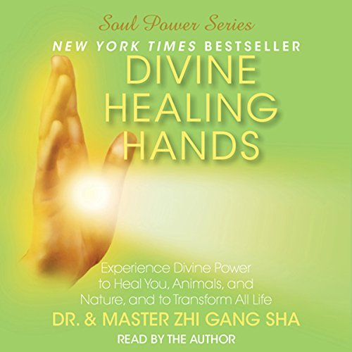 Divine Healing Hands cover art