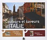Couleurs et saveurs d'Italie - Coffret en 3 volumes