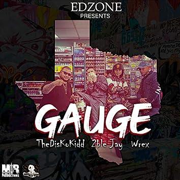 Gauge (feat. TheDiskoKidd & Wrex)
