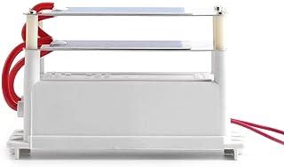 7g 110V / 220V Generador de ozono Purificador de aire Esterilizador Ozonizador integrado con hojas dobles de placas de cer...