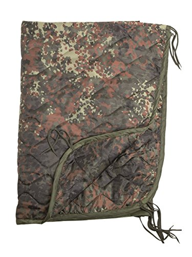 Poncho liner de camuflaje
