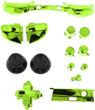 KESOTO Replacement Thumb Sticks Cover Bumper Trigger D Pad Sets - LB RB LT RT Button Keys Replacement for Microsoft Xbox O...