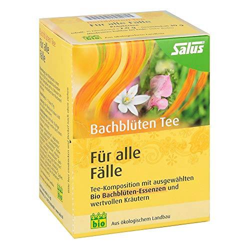 Salus Flores de Bach Rescate en Todos los Casos Infusion - 15 sobres