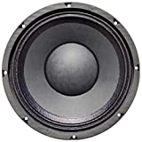 1 woofer Master Audio LSN10/4 LSN 10/4 Altavoz 25,00 cm 250 mm 10' 300 vatios rms 600 vatios impedancia máxima 4 ohmios sensibilidad 96 db para Coche, 1 Pieza