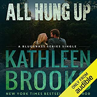 All Hung Up: Bluegrass Single #1 audiobook cover art