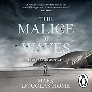 The Malice of Waves audiobook cover art