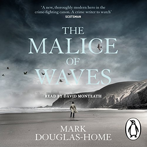 Couverture de The Malice of Waves