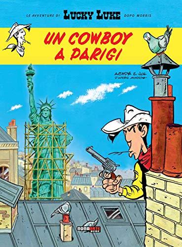 Un cowboy a Parigi. Lucky Luke