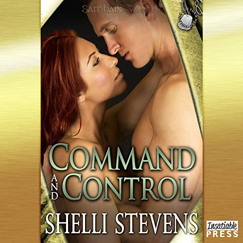 Command and Control audiobook cover art