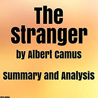 The Stranger by Albert Camus: Summary & Analysis audiobook cover art