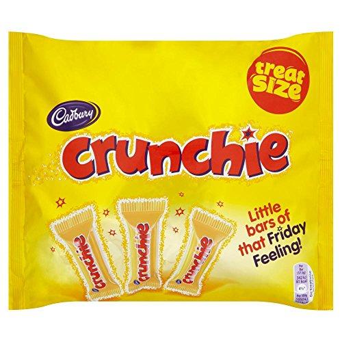 Cadbury - Treatsize Crunchie Bars - 210g