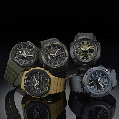 『[カシオ] 腕時計 ジーショック ユーティリティカラー カーボンコアガード構造 GA-2000SU-2AJF メンズ ブルー』の2枚目の画像
