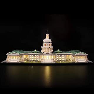 Best lego 21030 architecture united states capitol building kit Reviews