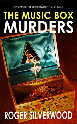 THE MUSIC BOX MURDERS an enthralling crime mystery full of twists Yorkshire Murder Mysteries product image