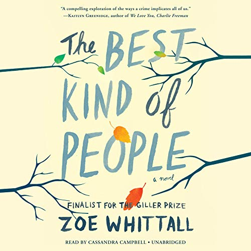 The Best Kind of People audiobook cover art