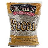 Pecan Flavor BBQR's Delight Smoking BBQ Pellets 20 Pounds