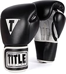 Title Pro Style Boxing Gloves