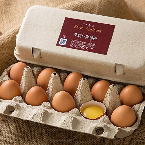 平飼い有精卵 10個×3パック (北海道 Farm Agricola) 産地直送 ファームアグリコラ たまご ふるさと21