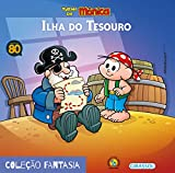 Turma da Mônica - fantasia - ilha do tesouro