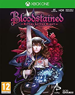 505 Games Bloodstained: Ritual of the Night, Xbox One vídeo - Juego (Xbox One, PlayStation 4, Acción / RPG, Modo multijugador, T (Teen)) (B07PHPL896) | Amazon price tracker / tracking, Amazon price history charts, Amazon price watches, Amazon price drop alerts
