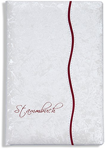 Stammbuch der Familie Enit weiß Hochzeit Standesamt Familienstammbuch
