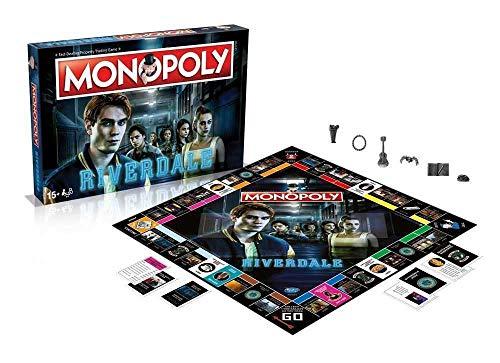 Winning Moves Riverdale Monopoly Brettspiel