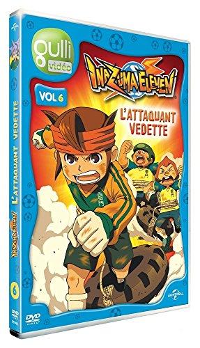 Inazuma Eleven-Vol. 6-L'attaquant Vedette