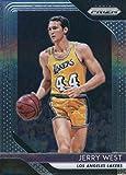 Basketball NBA 2018-19 Panini Prizm #145 Jerry West Lakers