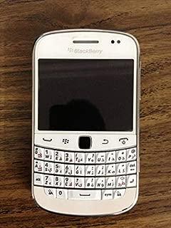 BlackBerry Bold 9900 (Wifi, White)