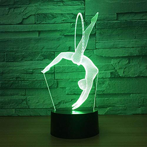 Nachtlampje 3D elektrisch licht 3D stopcontact smart nachtlampje geschenk kamer baby room