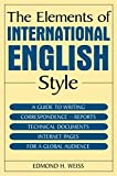 Buchempfehlung: The Elements of International English Style