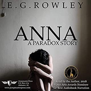 Anna: A Paradox Story audiobook cover art