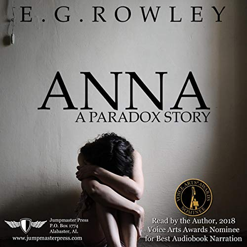 Anna: A Paradox Story audiobook cover art
