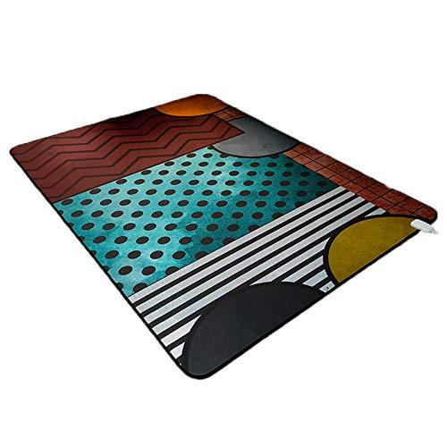 SUWEN Fußbodenheizung,Freie Temperaturregelung,Graphenheizelement, schnelle und gleichmäßige Erwärmung,verschleißfeste Kompression der Oberflächenschicht,Fernbedienung