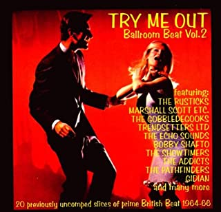 Try Me Out: Ballroom Beat 2