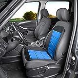 Walser 16591 Beheizbare Sitzauflage Sitzheizung Warm UP mit Thermostat schwarz blau - 5