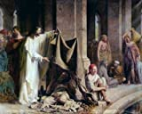 Posterazzi The Pool Of Bethesda Carl Heinrich...