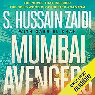 Mumbai Avengers cover art