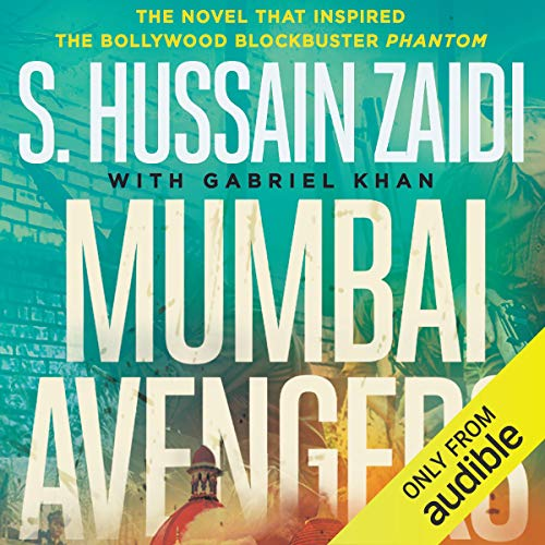 Mumbai Avengers cover art