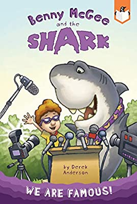 We Are Famous! #2 (Benny McGee and the Shark)