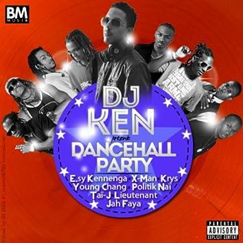 DJ Ken présente Dancehall Party
