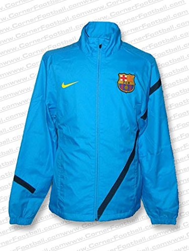 Nike - Tuta Barcellona Presentazione 11/12 Uomo Colore: Blu Royal Taglia: XL
