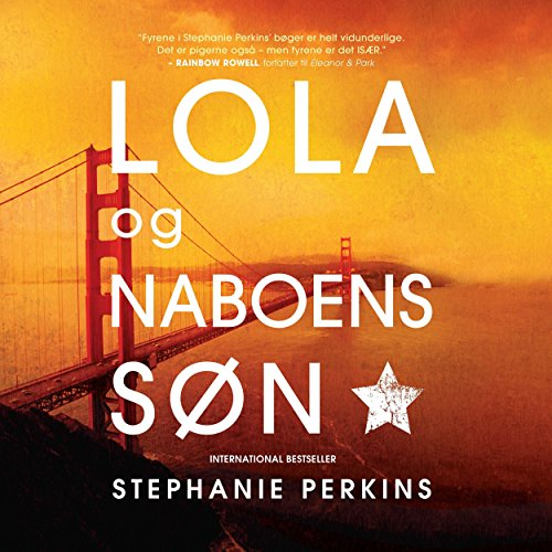 Lola og naboens søn audiobook cover art