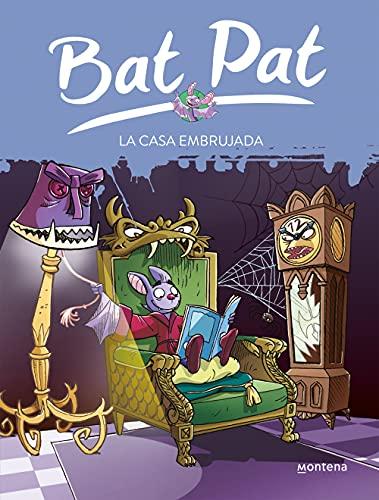 Bat Pat 14: la casa embrujada (Serie Bat Pat)
