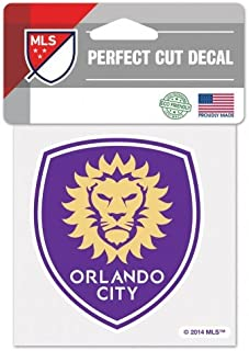 WinCraft Soccer Perfect Cut Color Decal