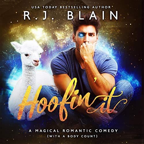 Hoofin' It audiobook cover art