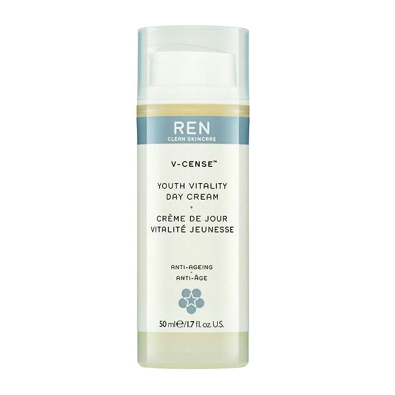 虹きしむ限界Ren V-Cense Youth Vitality Day Cream (並行輸入品) [並行輸入品]