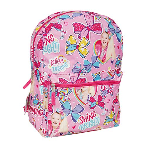 Jojo Siwa Allover Print 16' Large Backpack