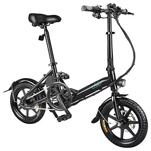 GoZheec FIIDO D3 Vélo électrique, Batterie E Bikes 7.8AH 36V...