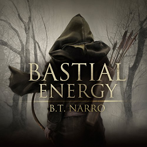 Bastial Energy audiobook cover art
